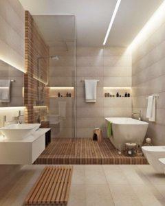 Salle de bains à Lille