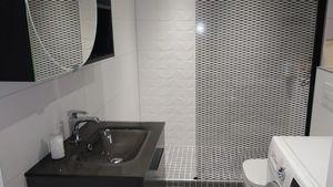 Photo de travaux de salle de bain à Lille
