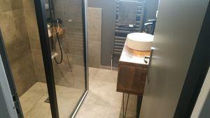 Photo de rénovation de salle de bain à Lille